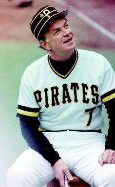 Chuck Tanner - Pittsburgh Pirates