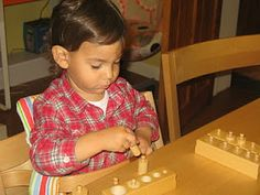 #Montessori activities for toddlers
