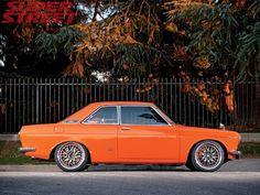 Datsun Bluebird - I really like the wheel/color combo.  I like - http://extreme-modified.com/