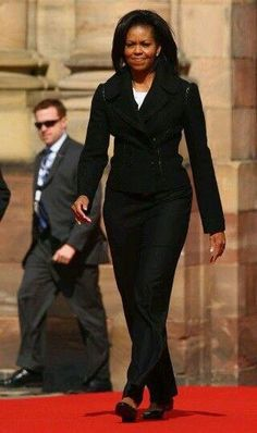 First Lady of Class, Intelligence and Beauty!!