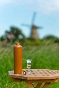 In the late 16th century the Dutch traditional drink Jenever was originally sold for its medicinal properties. These days, it's mostly consumed for its juniper tinged taste. Classically served in an ice-cold glass full to the brim. Oh yeah…party like a Dutch person!!!