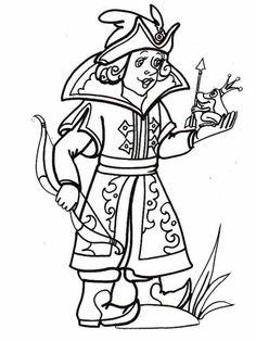 Царевна-лягушка. Русская народная сказка-раскраска