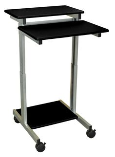 Luxor STANDUP-24 Presentation Station l Affordable av cart & Luxor Products