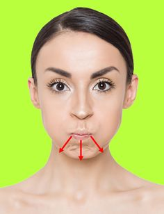 It is a fact that face lifting exercises are superior to surgery. Surgery is costly and painful and does not result well in the future. With facial exercises, you can lift your face by. Face Lift Exercises, Nasolabial Folds, Face Yoga, Eye Wrinkle, Muscle Tension, Weight Loss Supplements, Beauty Skin, Body Care, Beauty Hacks