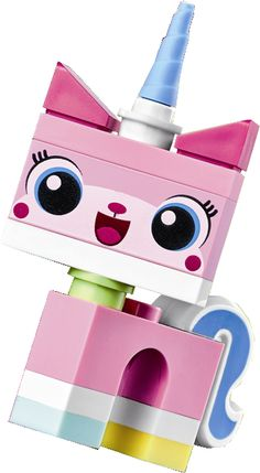 THE LEGO MOVIE Uni Kitty PICTURES PHOTOS and IMAGES