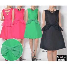 Saya menjual MJ&Co 2018 Mini Dress / Midi Dress Motif Polos seharga Rp.220000.00. Dapatkan produk ini hanya di Shopee! https://shopee.co.id/image_boutique/208510924 #ShopeeID