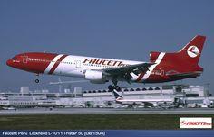 Faucett Peru  Lockheed L-1011 Tristar 50 (OB-1504)