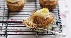 Cupcake façon carrot cakeVoir la recette du Cupcake façon carrot cake >>