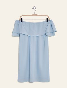 Sea green dress with cut-out shoulders