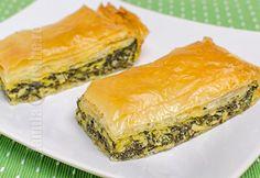 Diet Recipes, Cake Recipes, Cooking Recipes, Romanian Food, Romanian Recipes, Taco Pizza, Spanakopita, Food Videos, Food Inspiration