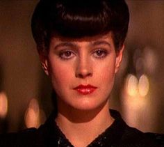Blade Runner (1982)  Sean Young as Rachael