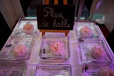 idée de thème de mariage, plan de table, aquarium et poissons A Fleur et à Mesure Studio Cabrelli www.mariagedanslair.fr