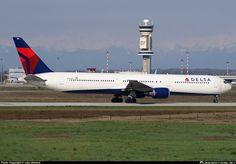 N832MH Delta Air Lines Boeing 767-432(ER)