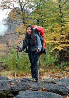 Trekking Chillan Nevado