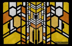 Image result for stargate atlantis stained glass windows