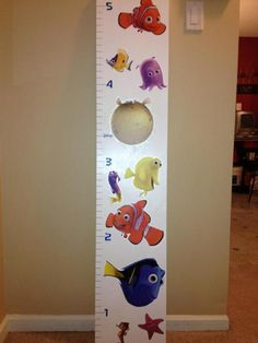 Finding Nemo Growth Chart