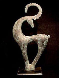 Etruscan Antelope