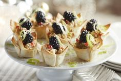 17 Mini Appetizers Packed With BIG Flavor via Brit + Co.