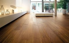 We ❤️ parquet! Timber Flooring, Hardwood Floors, Shabby Chic Baby Shower, Floor Colors, Plank, Modern Architecture, Sweet Home, House Design, Interior Design