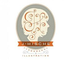 J Hische - typography, illustration and shape