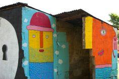 Street art in Soweto. photo by Ozwald Boateng African Design, African Art, African Style, Ozwald Boateng, 4th Street, Indigenous Art, Black Artists, African Culture, Street Art Graffiti