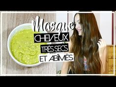 DIY | FAIRE REVIVRE SES CHEVEUX SECS - YouTube Girl Hairstyles, T Shirts For Women, Hair Styles, Homemade Hair, Ethnic Recipes, Hair Products, Dry Face, Afro Hair, Hair Plait Styles