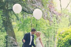 Hochzeitsfotografie von Lichtpoesie in Münster | wedding | photography | inspiration | ideas | romantic | ballons