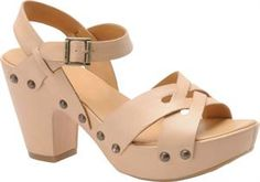 Women's Korkease Deborah - Natural Vachetta