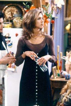22 momentos en los que Rachel Green fue un fashion icon en Friends