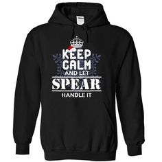 SPEAR-Special For Christmas - #bridesmaid gift #grandma gift. LIMITED TIME PRICE => https://www.sunfrog.com/Names/SPEAR-Special-For-Christmas-ygjlz-Black-12080907-Hoodie.html?id=60505