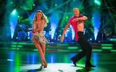 Ola Jordan confirms she is leaving the show, while Jamelia ends her Strictly   journey as judges vote to save Peter Andre