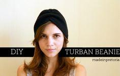 A far more user-friendly take on the turban trend :)