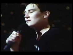 k d lang singing Roy Orbison's Crying - What a poignant and inspiring rendition of the Great Orbison tune. Every time I hear this I am in tears but the last note...