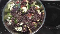 [Cooking Monday #52] Leichter und schneller Quinoasalat - YouTube