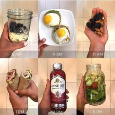 How to stay on track with meal prepping in advance. Prepped by... How to stay on track with meal prepping in advance. Prepped by @lafitara! . I am going to preface this with saying that A) I eat the same thing all the time. Like so much so that if I posted what I ate everyday youd be SO FREAKIN BORED. B) I am in a constant state of movement so I eat all day. and C) I most definitely LEFT THINGS OFF of this because Ill make something and eat it quickly and forget to take the picture. My…