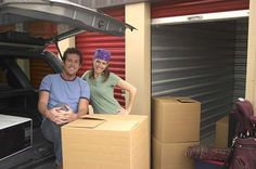 Quick Guide to Organizing Your Storage Unit