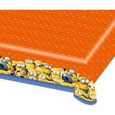 Minions Tischdecke 1,80 x 1,20m