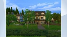Check out this lot in The Sims 4 Gallery! - This is my take on a house that was already in a world i hope you all like it