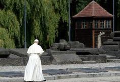 ŚDM 2016: Auschwitz-Birkenau - papież Franciszek w b. obozie zagłady - Wiadomości