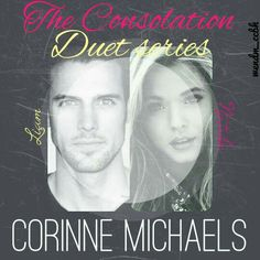 Liam & Natalie from The Consolation Duet by Corinne Michaels ❤ ***