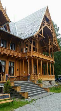 Villa Fridheim, Bjørøya, 3536 Noresund, Norway