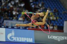 Yana Lukonina, Russia, World Championships 2010