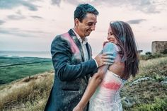 Sedinta foto trash the dress intr-o locatie din Romania | Fotograf de nunti Sorin Careba