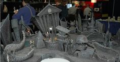 malifaux table cemetery graveyard wargaming - Google Search