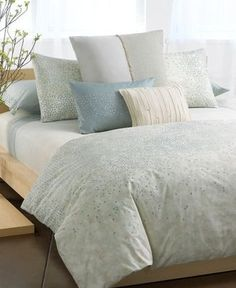"Calvin Klein Home CLOSEOUT! Jalli"" Bedding - ShopStyle, LOVE THIS"