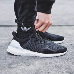 ADIDAS × HYPEBEAST Ultra Boost #fashion #socks