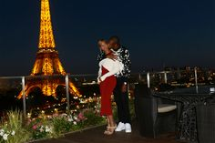 Does Date Night Style Get Any Sexier Than Beyoncé and Jay Z in Paris?