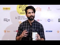 Shahid Kapoor at Jio MAMI 18th Mumbai Film Festival 2016.