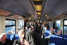 Die Pressefahrt von Heinsberg nach Lindern und zurück wurde von Klängen der Dixieband begleitet.