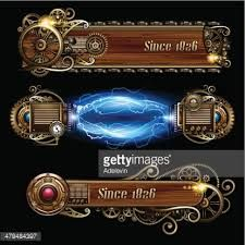 Image result for steampunk vector art